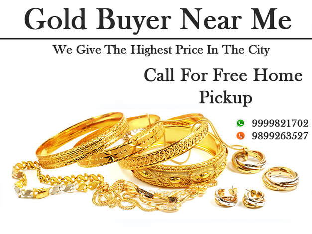 Cash For Gold Near Me - Gold Buyer In Noida